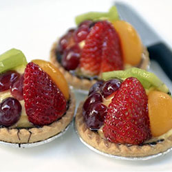 Fruit tartlet thumbnail