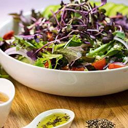 Greek style garden salad thumbnail