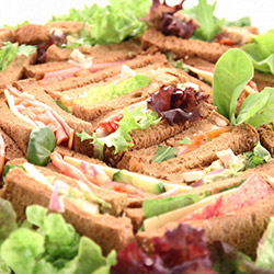 Mixed sandwiches thumbnail