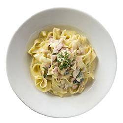 Carbonara pasta thumbnail