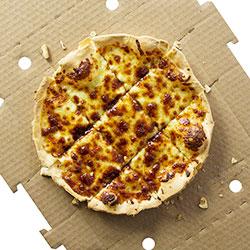 Garlic pizza thumbnail