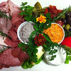 Gourmet antipasto platters thumbnail