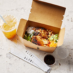 Lunch meal set A thumbnail