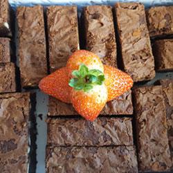 Chocolate pecan brownie thumbnail