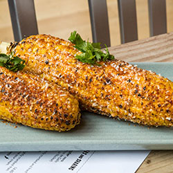 Mexican grilled corn thumbnail