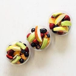 Seasonal fruit cup - 250 ml thumbnail