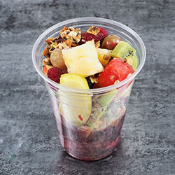 Fruit salad cup - 355 ml thumbnail