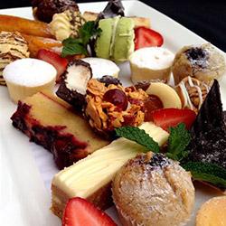 Assorted sweet platter thumbnail