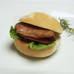 BLT roll with mayonnaise thumbnail