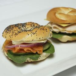 New York bagels - mini thumbnail