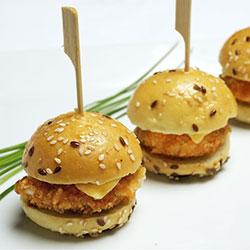 Parma burger - mini thumbnail