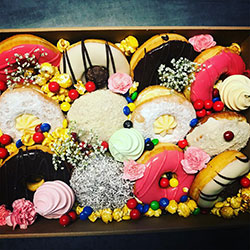 Gourmet donut box thumbnail