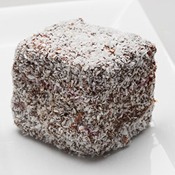 Buttercake lamingtons - mini thumbnail