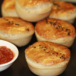 Beef and burgundy pies thumbnail