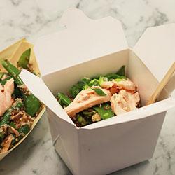 Tasmanian salmon and quinoa salad  thumbnail
