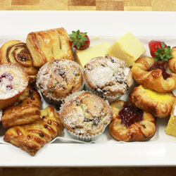 Assorted sweet platters thumbnail