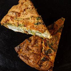Gluten free frittata platter thumbnail