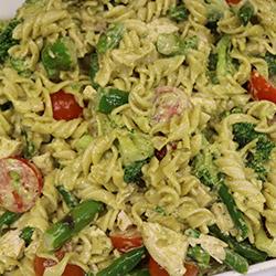 Tuna and pasta salad thumbnail