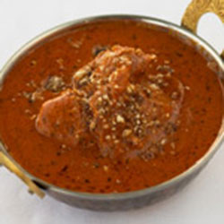 Butter chicken curry thumbnail