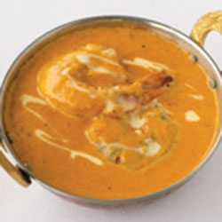Prawn korma curry thumbnail