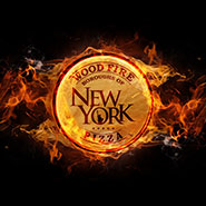 Wood Fire New York Pizza logo