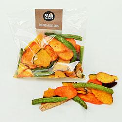 Eat your veggie chips - 45g thumbnail