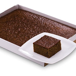 Heavenly Brazilian chocolate cake - serves 30 thumbnail