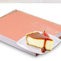 Guava cheesecake - serves 30 thumbnail