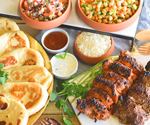 Indian Inspired Bbq package thumbnail