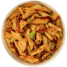Tomato chicken penne thumbnail