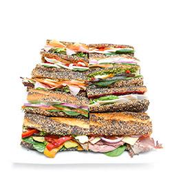 Crunchy Noisette baguette thumbnail
