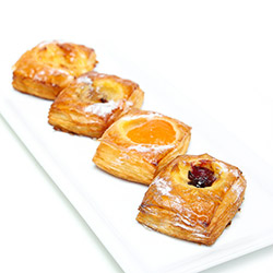 Assorted Danishes and pastries - mini thumbnail