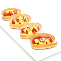 Mini hotdogs thumbnail