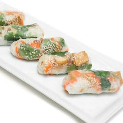 Rice paper rolls  (Bi Cuon) thumbnail