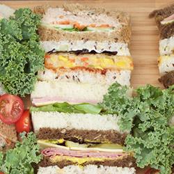 Classic finger sandwiches thumbnail