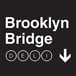 Brooklyn Bridge Deli logo