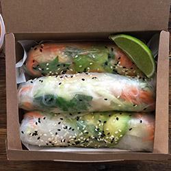 Rice paper roll box thumbnail