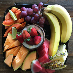 Fruit platter - serves up to 12 thumbnail