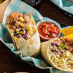 Burritos - chefs selection thumbnail
