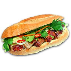 Vietnamese baguette (Bahn Mi) thumbnail