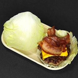 Burger in a bowl thumbnail