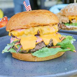 The Howdy cheeseburger thumbnail