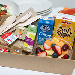 Light breakfast box thumbnail