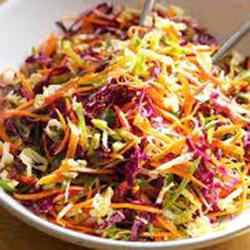 Asian slaw salad  thumbnail