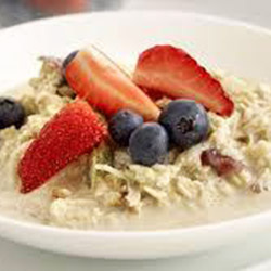 Homemade Bircher muesli - 10 oz thumbnail