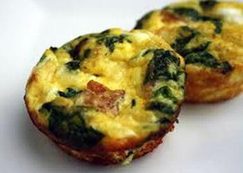 Vegetarian frittata  thumbnail