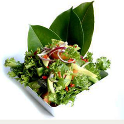 Avocado garden salad thumbnail