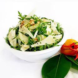 Walnut, rocket and Parmesan salad thumbnail