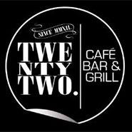 Cafe Twenty Two logo