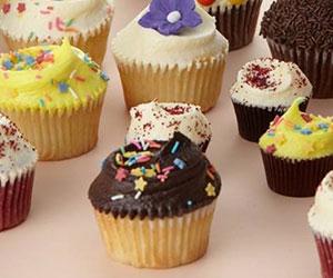 Assorted cupcake thumbnail
